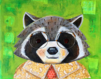 Tycoon Raccoon
