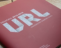 Ramon Llull University Report