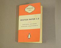 Mister Paper 3.0 - Stop motion & motion design