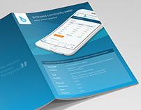 BitShares community wallet WP brochure concept