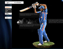 NIKE INDIA CRICKET WEBSITE