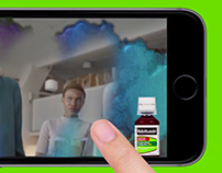Robitussin - Interactive Video Ad