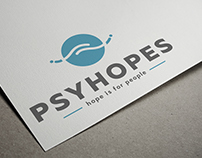 Psyhopes - Psychotherapy office - Visual Identity