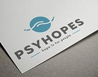 Psyhopes - Psychotherapy office - Visual Identity