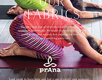 Yoga / Fabric Insert - Spring 15