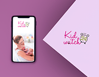Logo Design - Kidwatch