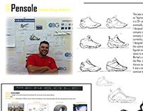 Pensole Footwear Design Academy design