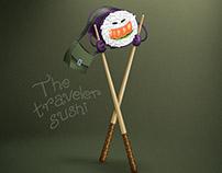 The Traveler Sushi