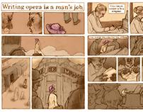 Ethel Smyth Comic