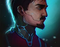Portrait of the future