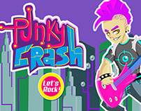 Punky Carsh - Global Game Jam