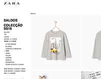 Product Development Zara Boy - Taxi