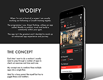 Wodify Redesign