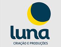 Luna - Redesign de marca