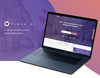 Viola AI - ICO Website