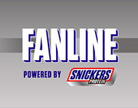 Snickers Protein Fanline