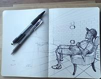 2015 - My Sketch book