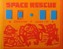"""""""Space Rescue"""" por Italo Contador 2015"""