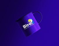 Identidade Visual | Bird English School