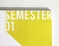 Documentation: semester I