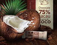 Anúncio Revista - Java Chocolates