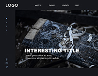 Free psd web design