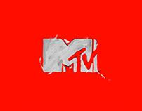 MTV logo animation