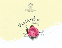 Romantic Collection by GAPCHINSKA