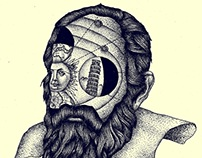 Galileo Galilei / Illustration