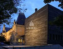 New brand of city Liberec