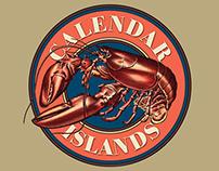 Logo for Calendar Islands Maine Lobster