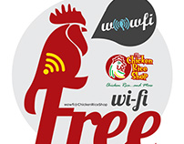 Wi-Fi Stickers | The CRS & WOWFI