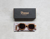 Preza | wooden glasses