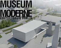Museum der Moderne Berlin