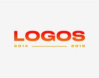 Logos 2014 - 2018