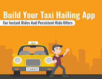 Build Your Taxi Hailing App For Instant Rides And Persi
