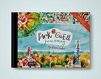 Park Güell journey sketchguide
