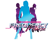 Frequency Models Logo Design