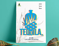 TEQUILA JALISCO: Logo & identity