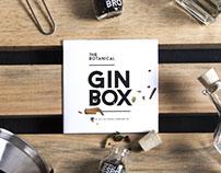The Botanical Gin Box