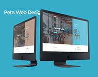 Peta Web Site Design