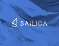 Sailica — branding of bareboat yacht rental platform