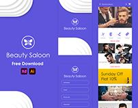 Free Beauty Saloon App