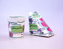Green Geisha Package Design
