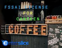 FSSAI License for Canteen