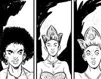 Queer Witch Comics Anthology: Te Perdi