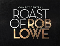Roast of Rob Lowe - Branding & Animation