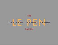 The Le Pen Family