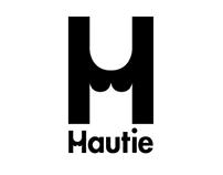 Hautie logo concept