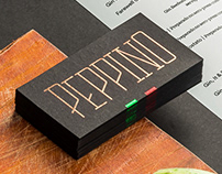 Peppino - Brand Design